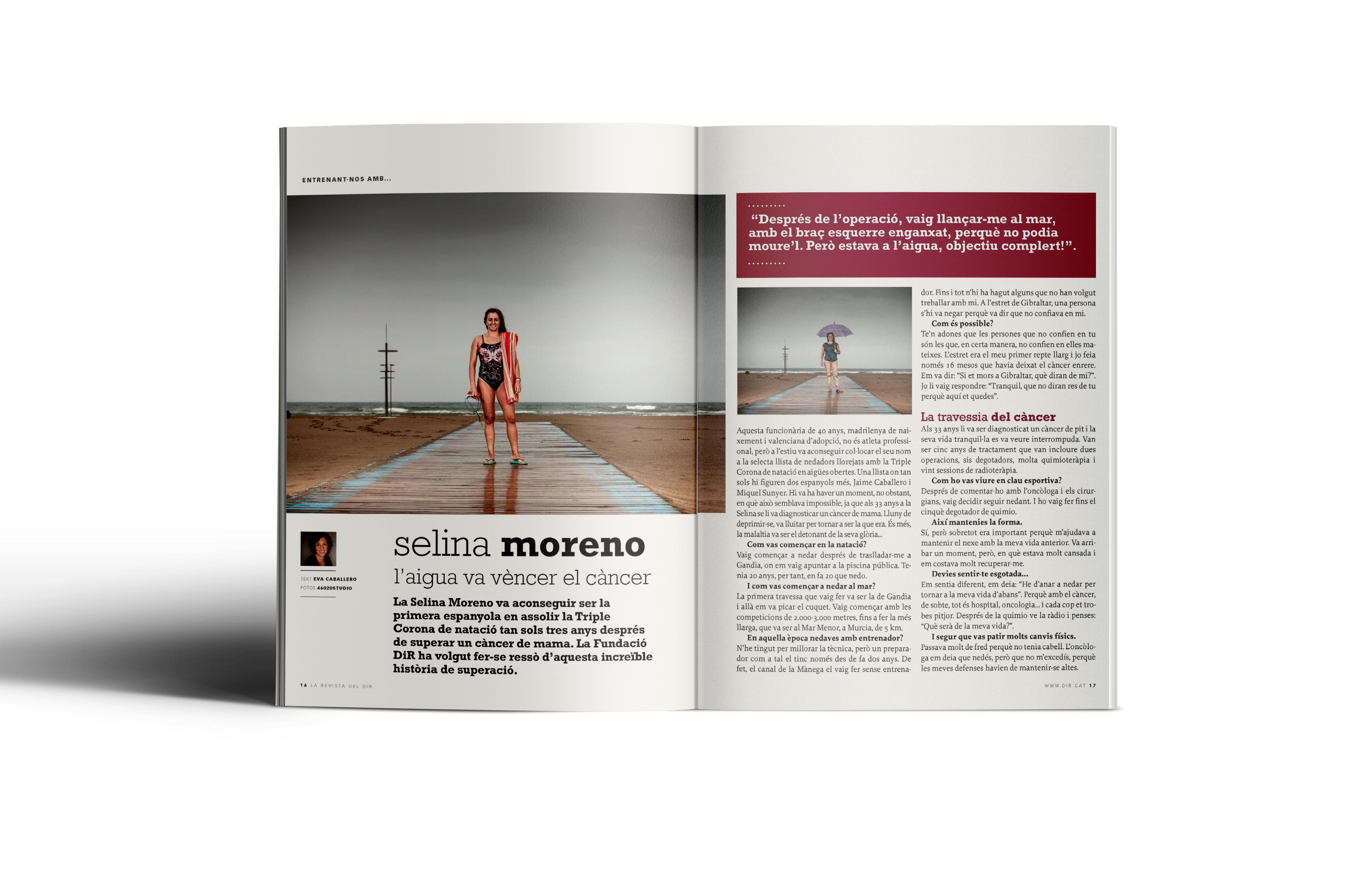 Reportaje Selina Moreno
