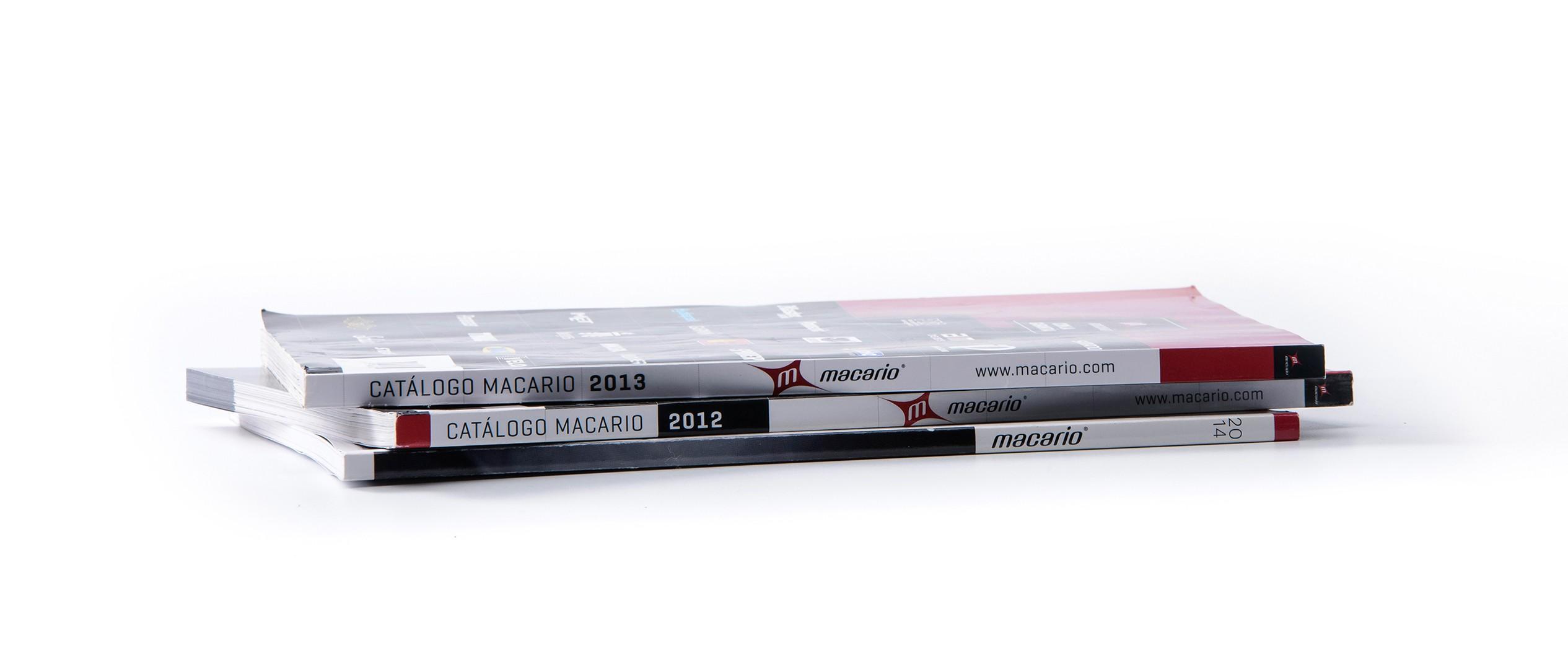 Slider inferior catálogo Macario