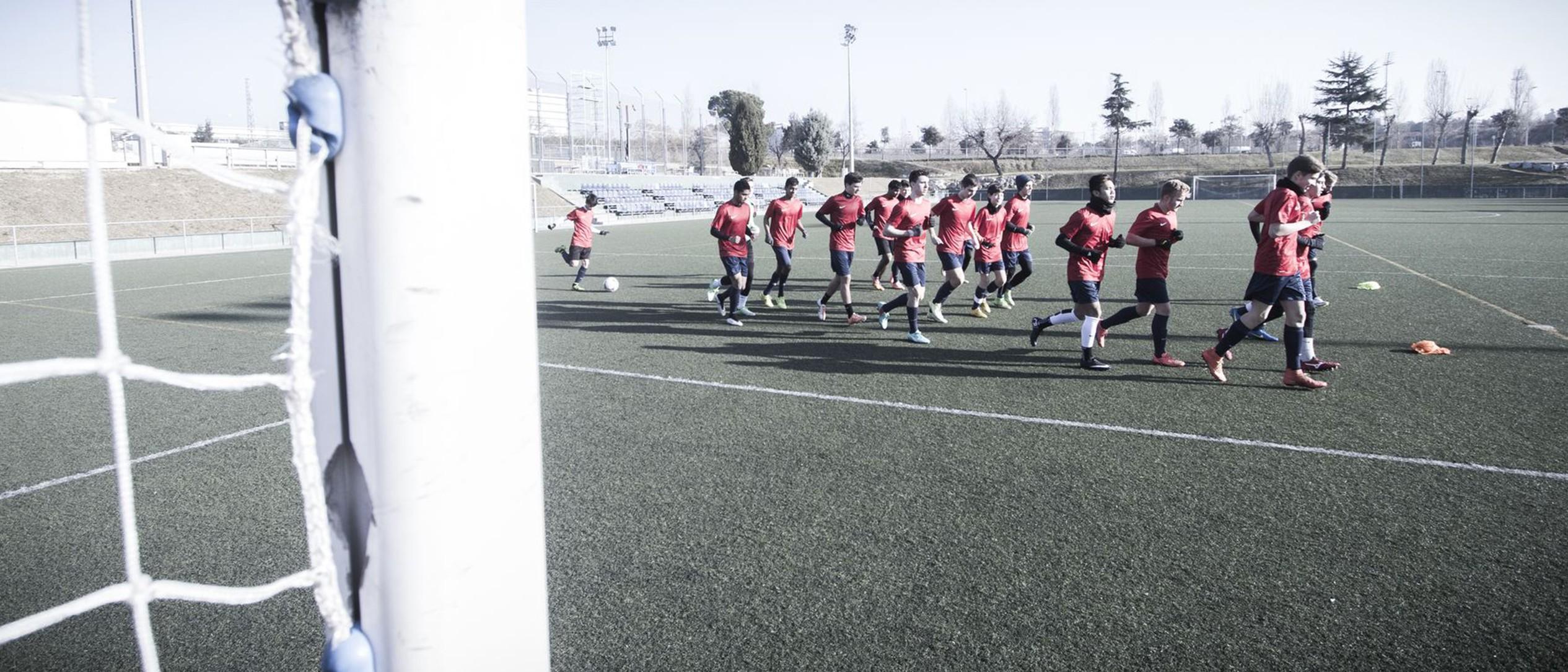 Fotografía campus fútbol Kaptiva Sports-4