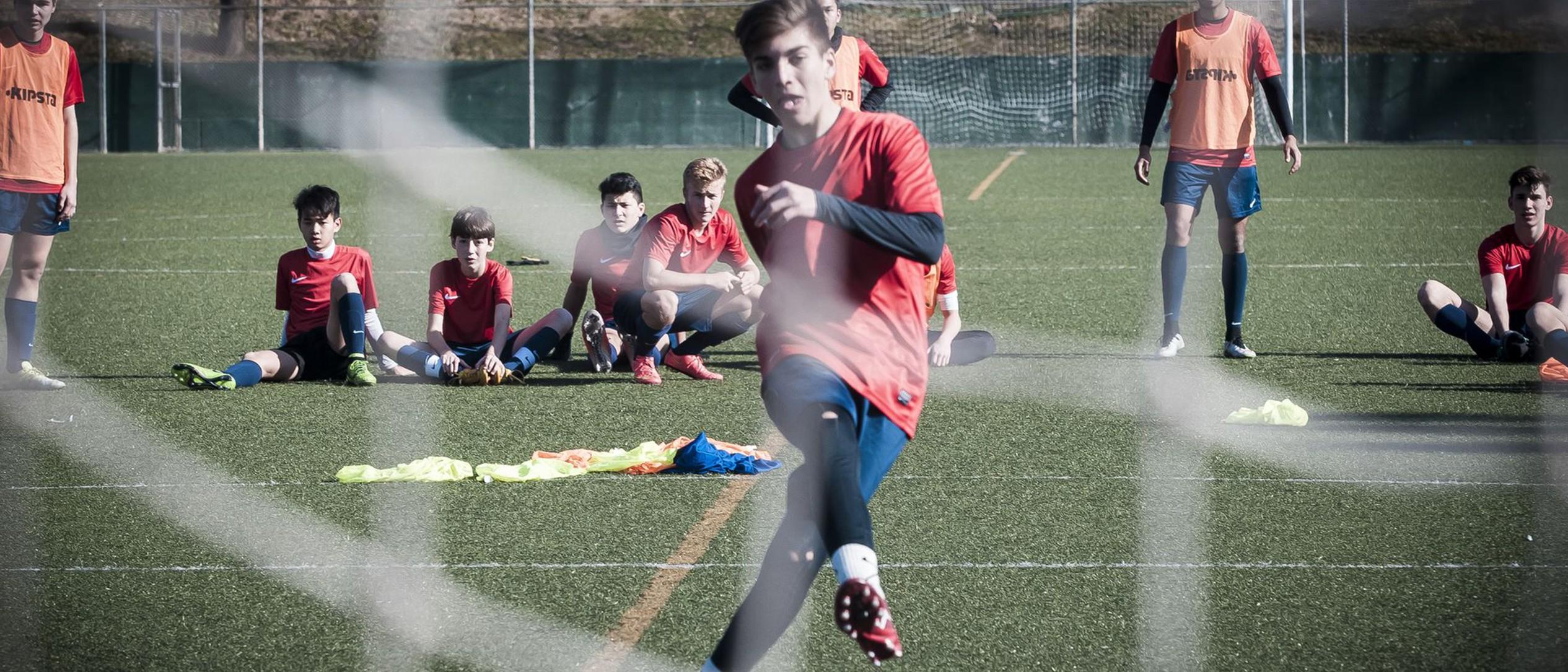 Fotografía campus fútbol Kaptiva Sports-2