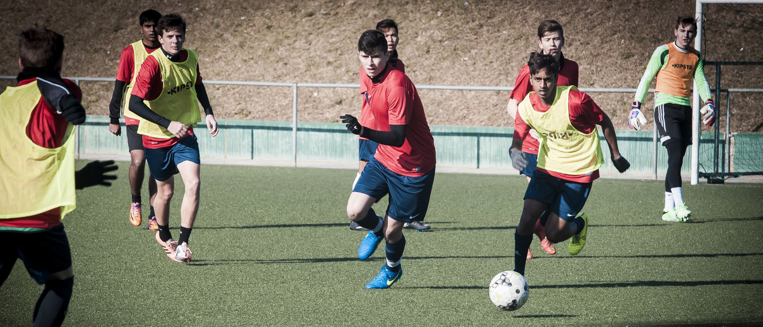 Fotografía campus fútbol Kaptiva Sports-12